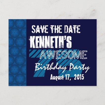 75th birthday party save the date cards save the date cards