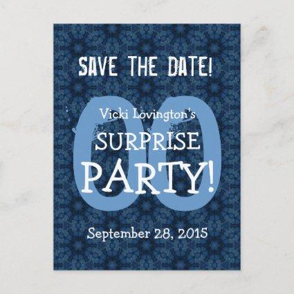 Any Year Save the Date Surprise Birthday S06 Announcement