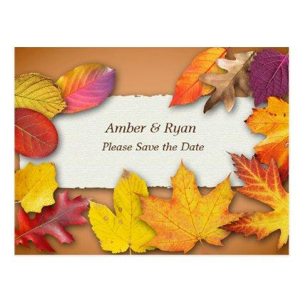 Autumn Wedding, Fall Colors,