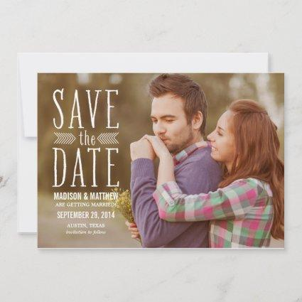Aztec Overlay 2 | Save the Date Announcement