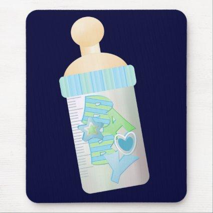 Baby Shower Gift Mousepad