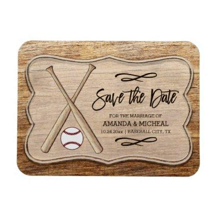 baseball save the date cards save the date cards