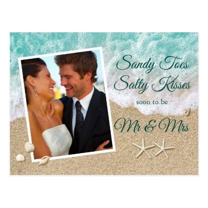 Beach Waves Sandy Toes Salty Kisses Photo