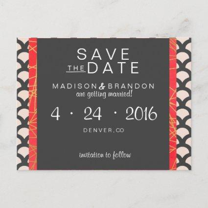 Bright N Beautiful Save the Date Announcement