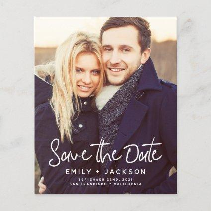 Budget Save the Date Photo Invitations