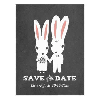 Bunny Rabbits Wedding