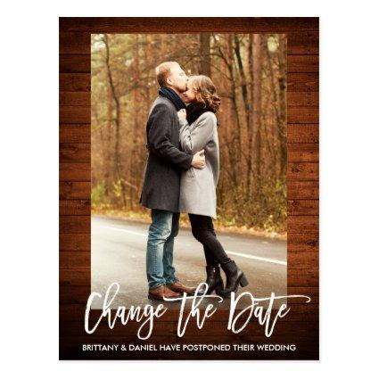 Change The Date Photo Wood Brush Script