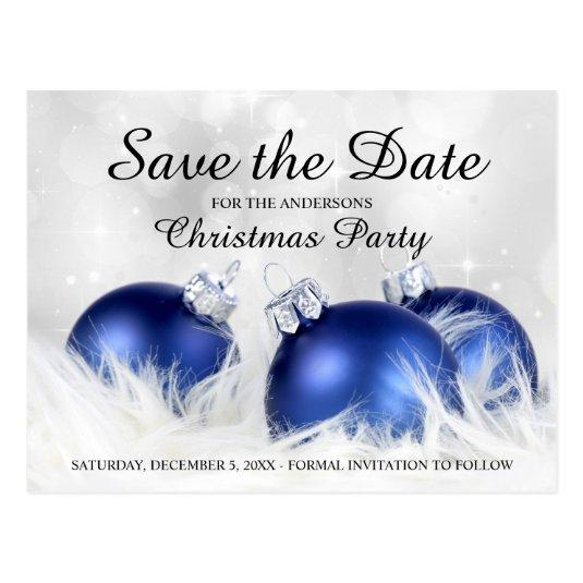 Christmas Party Save The Date Cards.Christmas And Holiday Party Save The Date Cards