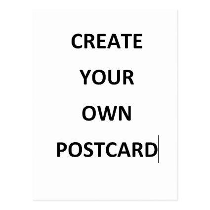 CREATE YOU OWN Cards