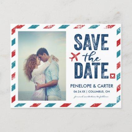 Destination Wedding |  Save the Date