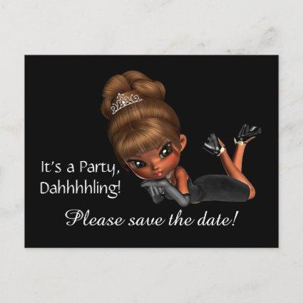 Diva Save the Date Announcement