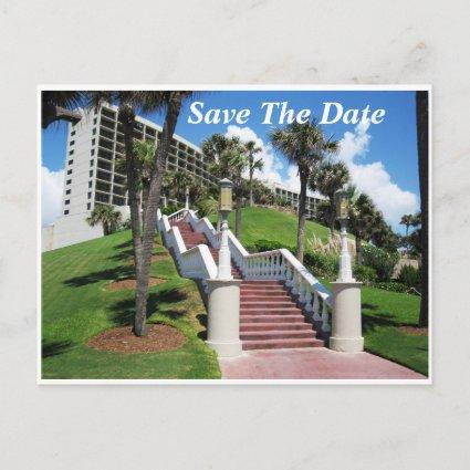 Galveston | Save The Date Announcement