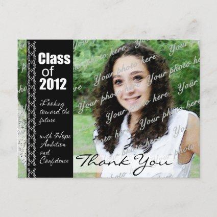 Graduation 2012/ Photo Announcements Cards