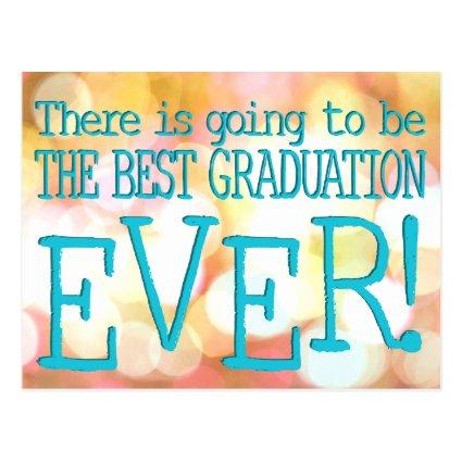 Graduation Save The Date Friends and Family Modern Cards