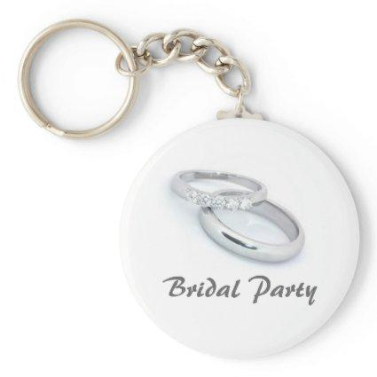 He Put a Ring on It/ Keychain