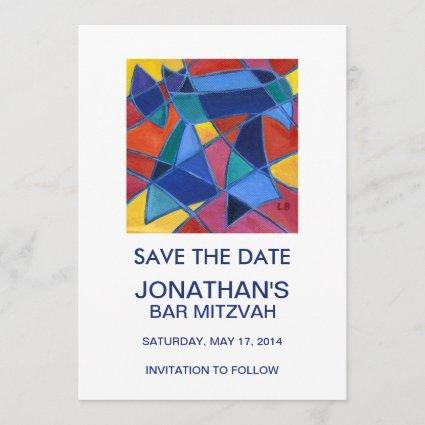 Hebrew Word Chai – Life Save The Date
