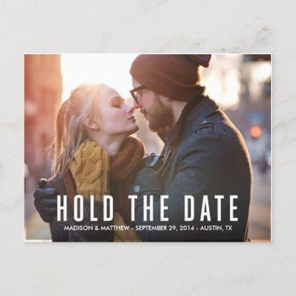 Hipster Love | Save the Date Cards