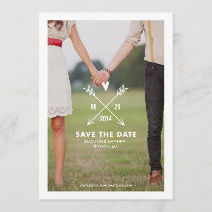 Hipsters | Save the Date Announcement
