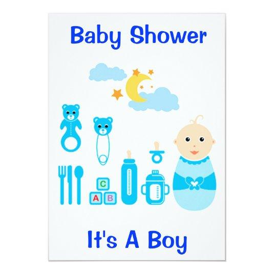 Its a boy save the date baby shower invitation save the date cards 216 its a boy save the date baby shower invitation filmwisefo