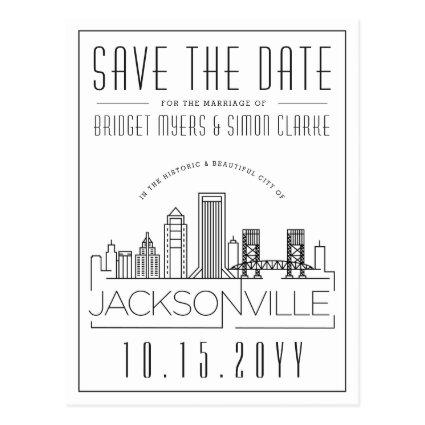 Jacksonville Wedding | Skyline