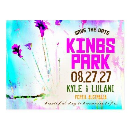 KINGS PARK Destination Cards