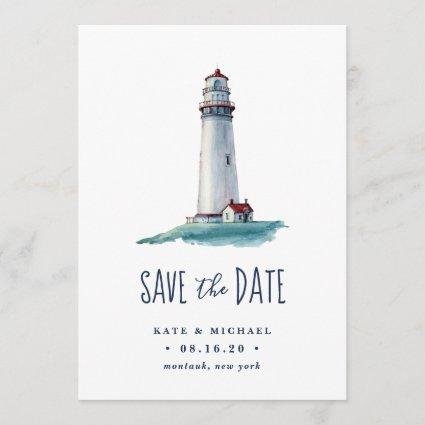 Landmark | Save the Date Card