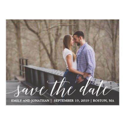 Landscape Picture Save The Date Cards, Photo Cards