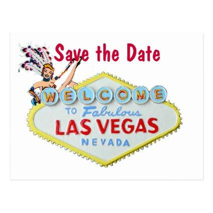 Las Vegas Wedding Sign with Showgirl Cards