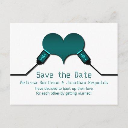 Love Connection USB , Teal Announcement
