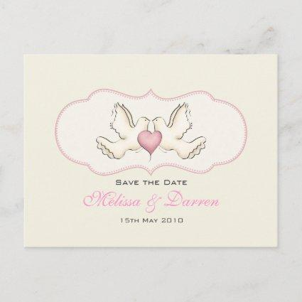 Love Doves Cards
