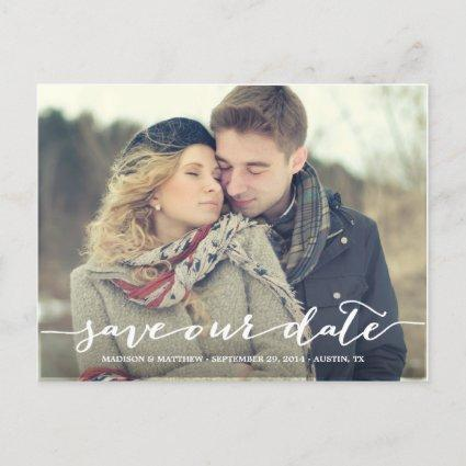 Love Note | Save the Date Cards