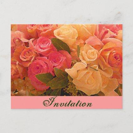 Love of Roses_ Invitation