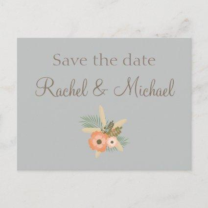 Lovely Save the Date Announcement