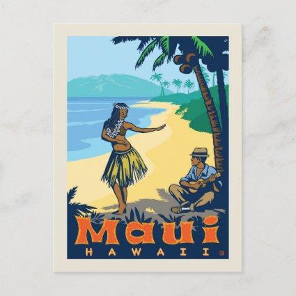 Maui, Hawaii | Save the Date Announcement