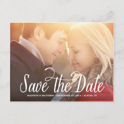 Meant to Be | Save the Date Cards