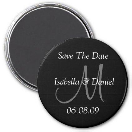 Mini Save The Date Magnets