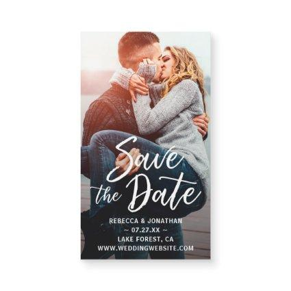 Mini Save the Date Magnets Cheap | 25 Pack