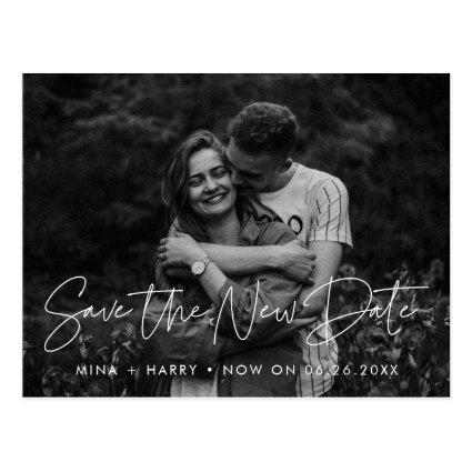 Modern Save the New date photo
