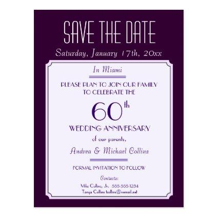 Party, Event or Reunion  in Plum Cards