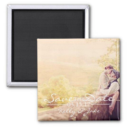 Photo Save the Date Magnets