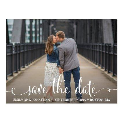 Photo Save The Date Cards, Landscape Picture Cards