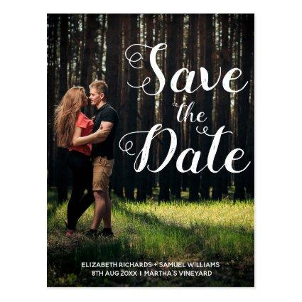 Photo save the date save our date Announcements Cards