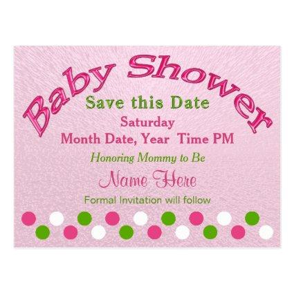 Cheap save the date postcards