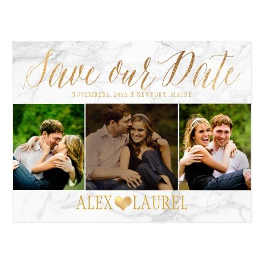PixDezines MARBLE/SAVE OUR DATE/FUN SCRIPT