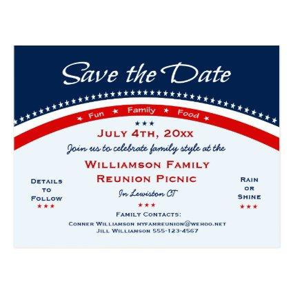 Red White Blue Reunion, Party,