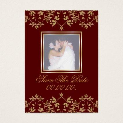 Royal Affordable  Save The Date Photo