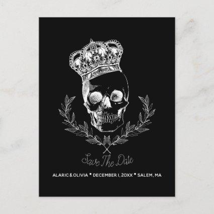 Royal Skull Save The Date Announcement
