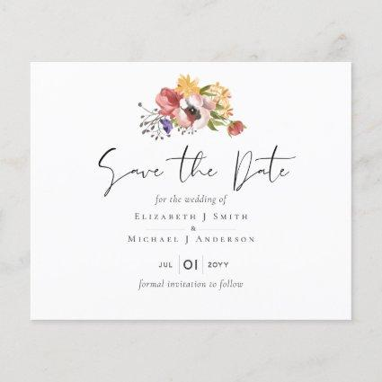 Rustic Fall Colors Wedding Collection - Budget