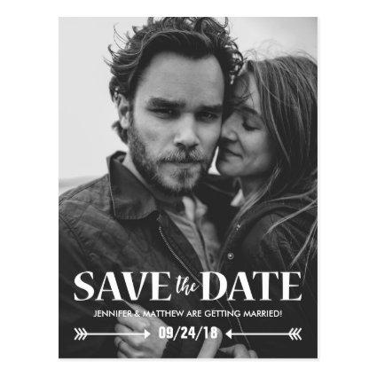 Save our Date Photo Wedding Cards