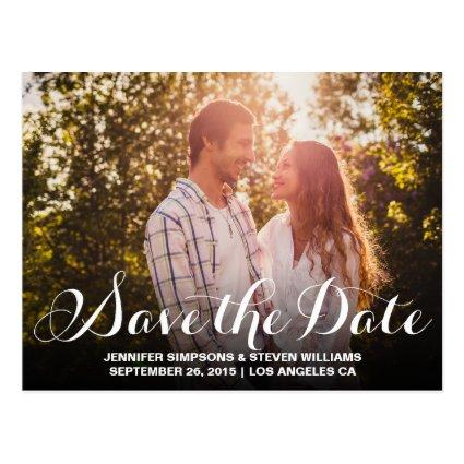 SAVE OUR DATE |  Announcements Cards